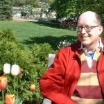 Tony Kordyban at Lilacia Park